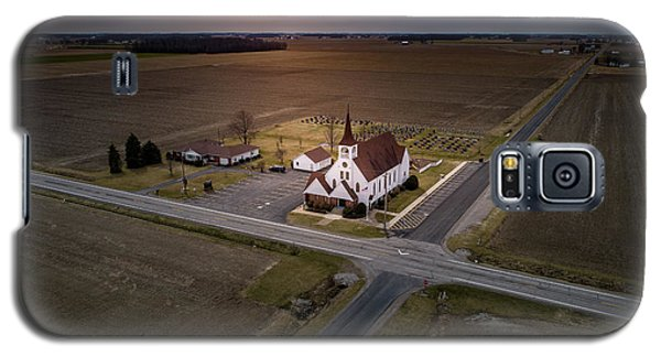 Corner Church Galaxy S5 Case