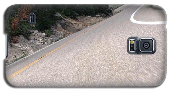 Corner To Corner Galaxy S5 Case by David S Reynolds