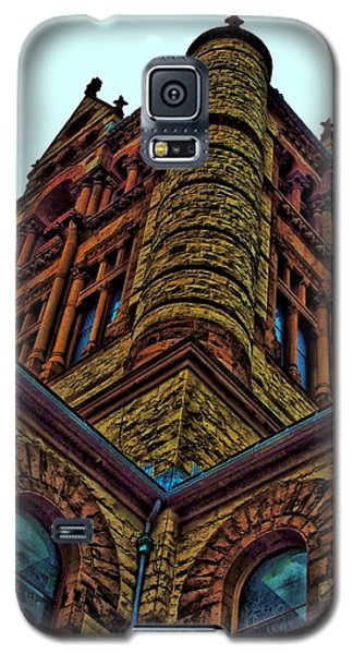 Cornered Galaxy S5 Case