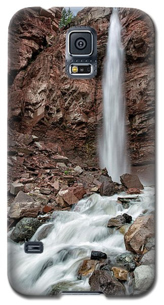 Cornet Falls In Spring Galaxy S5 Case