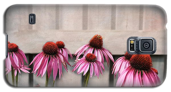 Coneflower Couples Galaxy S5 Case