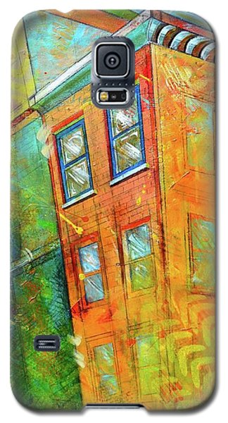 Galaxy S5 Case - Cornice by Christopher Triner