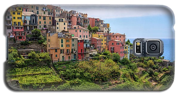 Corniglia Cinque Terre Italy Galaxy S5 Case