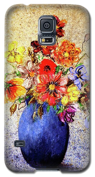 Cornucopia-still Life Painting By V.kelly Galaxy S5 Case