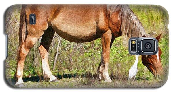 Corolla's Wild Horses Galaxy S5 Case