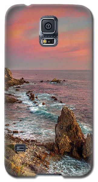 Corona Del Mar Coastline Galaxy S5 Case