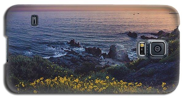 Corona Del Mar Super Bloom Galaxy S5 Case