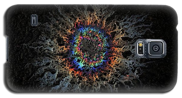 Galaxy S5 Case featuring the photograph Corona by Mark Fuller