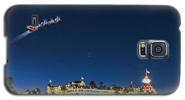 Coronado Christmas Galaxy S5 Case