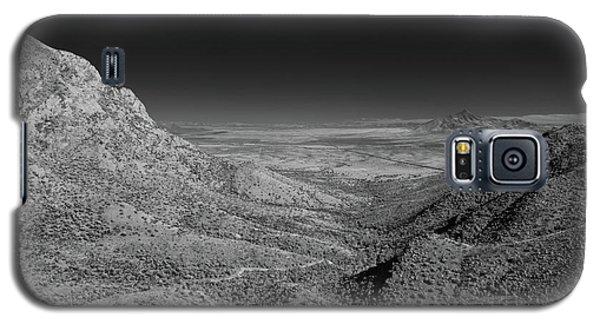 Coronado National Memorial In Infrared Galaxy S5 Case