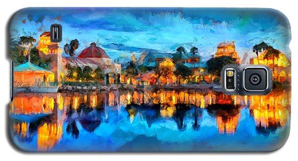 Coronado Springs Resort Galaxy S5 Case