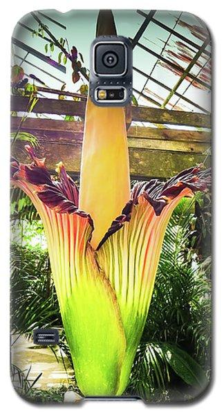 Corpse Plant Galaxy S5 Case