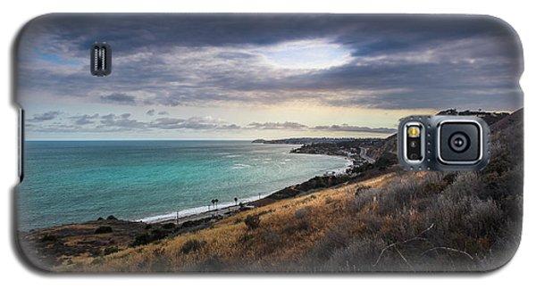 Corral Canyon Malibu Trail Galaxy S5 Case