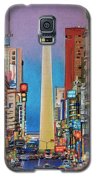 Corrientes Avenue Galaxy S5 Case