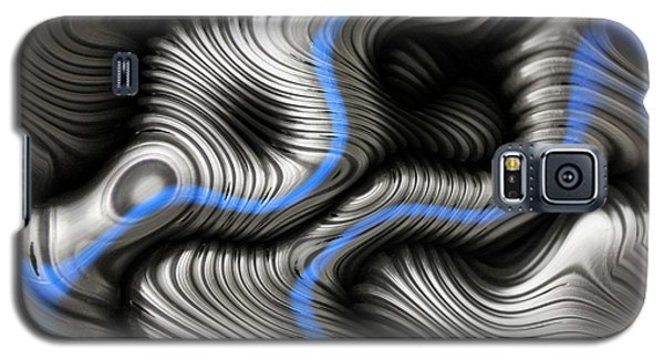 Corrugated Drain Pipe Abstract Galaxy S5 Case