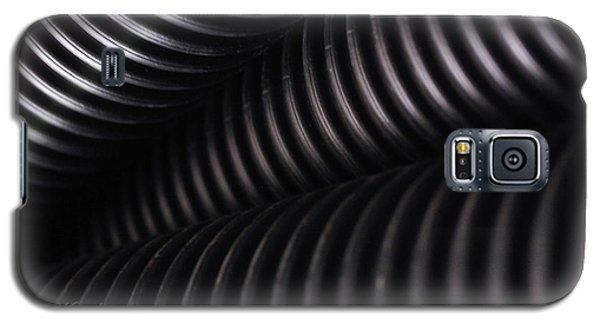 Corrugated Drain Pipe Shadow Galaxy S5 Case