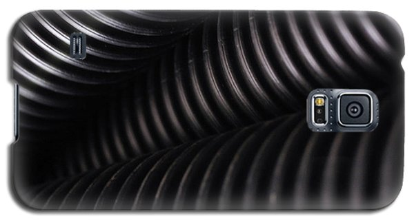 Corrugated Drain Pipe Shadow Galaxy S5 Case