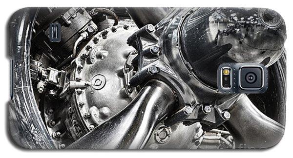 Corsair F4u Engine Galaxy S5 Case by Bryan Keil