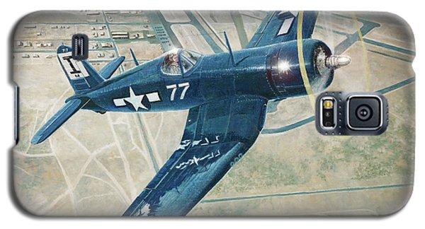 Corsair Over Mojave Galaxy S5 Case