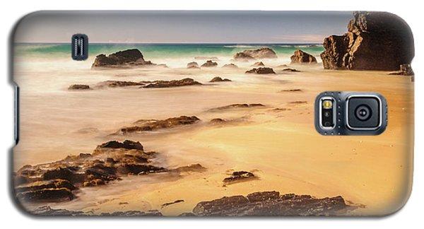 Corunna Point Beach Galaxy S5 Case