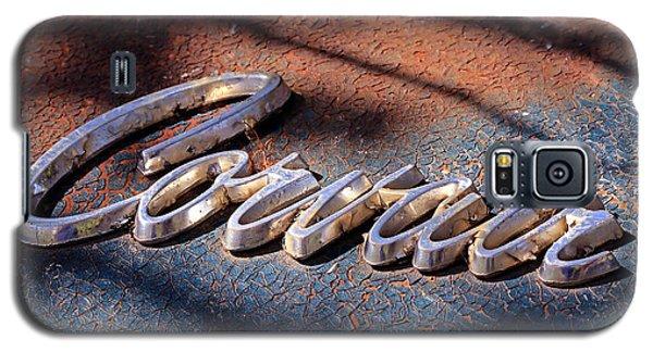 Corvair Emblem Galaxy S5 Case by Christopher McKenzie