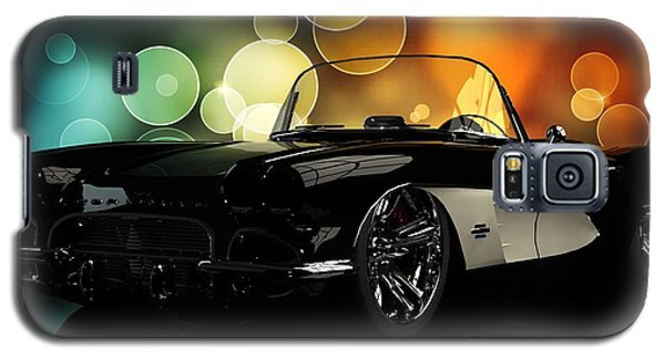 Corvette 1961 Galaxy S5 Case
