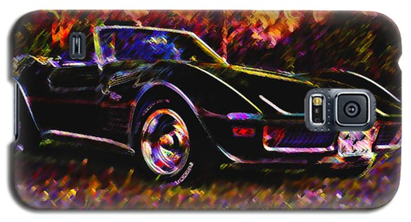 Corvette Beauty Galaxy S5 Case