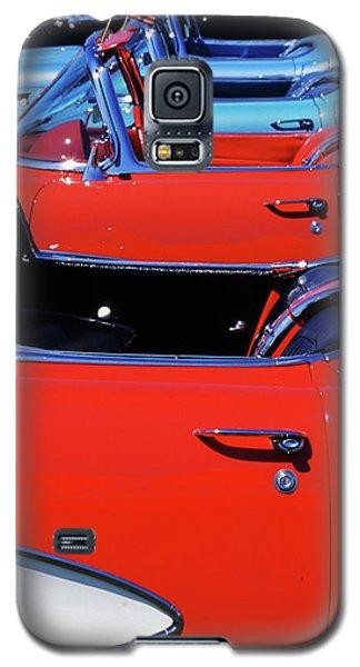 Corvette Row Galaxy S5 Case