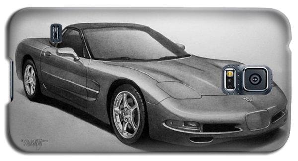 Corvette Galaxy S5 Case