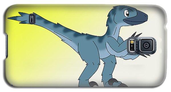 Cory The Raptor Galaxy S5 Case