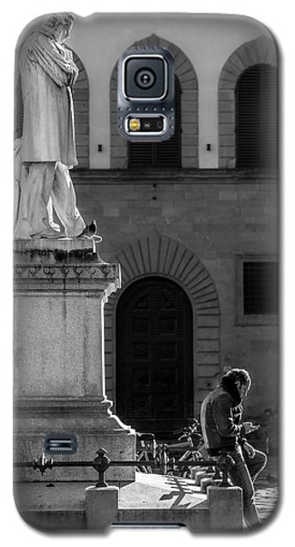 Galaxy S5 Case featuring the photograph Cosimo Ridolfi by Sonny Marcyan
