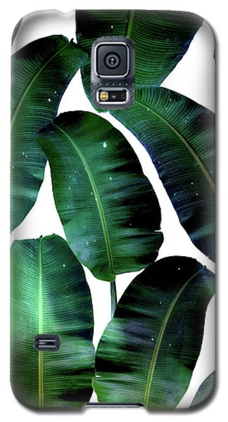 Cosmic Banana Leaves Galaxy S5 Case