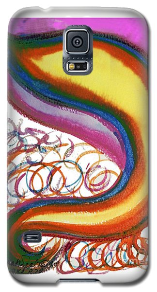 Cosmic Caf Galaxy S5 Case
