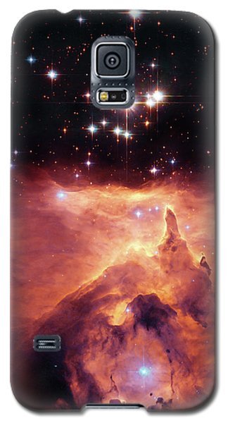 Cosmic Cave Galaxy S5 Case