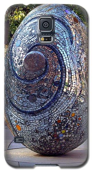 Cosmic Egg Galaxy S5 Case by Joseph Skompski
