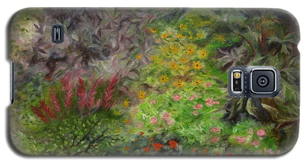 Cosmic Garden Galaxy S5 Case