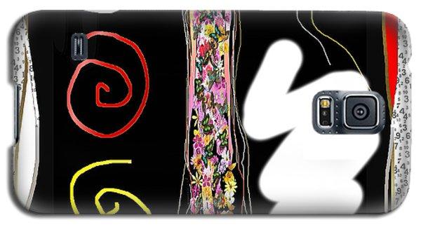 Cosmic Geisha - Trapped In Computational Graffiti  Galaxy S5 Case