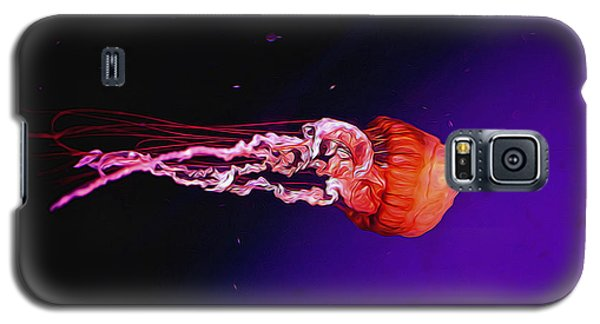 Cosmic Jelly 2 Galaxy S5 Case