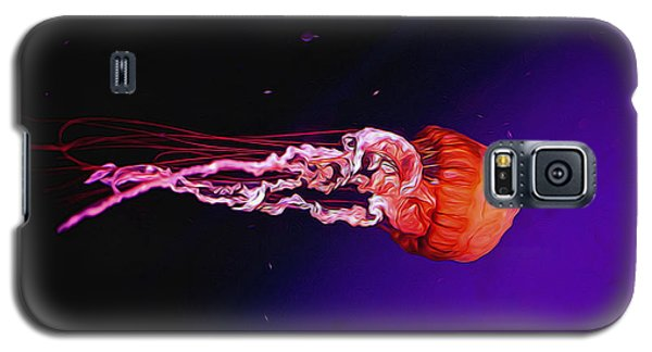Cosmic Jelly 2 Galaxy S5 Case