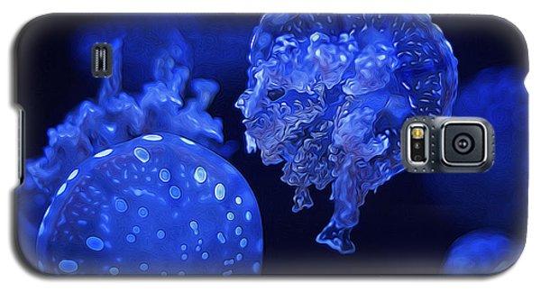 Cosmic Jellyfish 3 Galaxy S5 Case