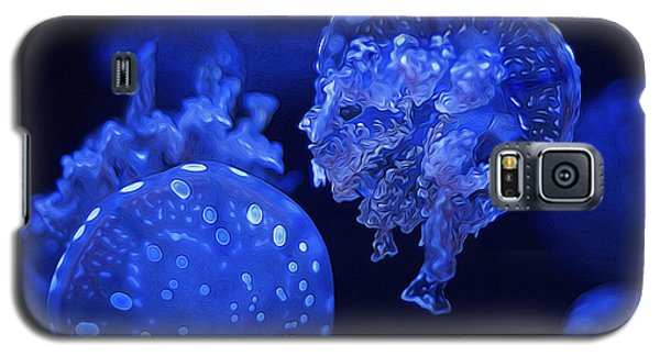 Cosmic Jellyfish 3 Galaxy S5 Case