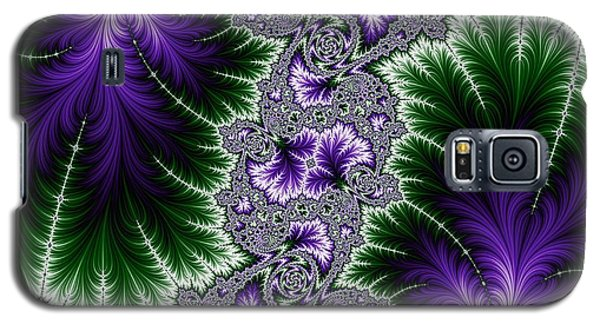 Cosmic Leaves Galaxy S5 Case
