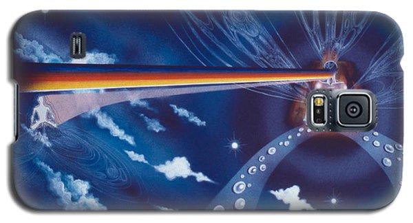 Cosmic Mediator Galaxy S5 Case