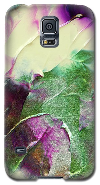 Cosmic Pearl Dust Galaxy S5 Case