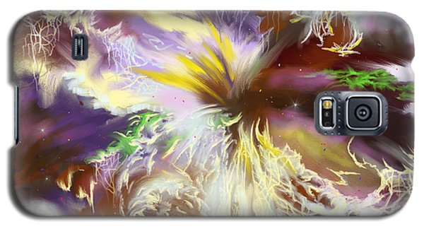 The Flowering Of The Cosmos Galaxy S5 Case