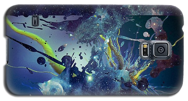 Cosmic Resonance No 1 Galaxy S5 Case