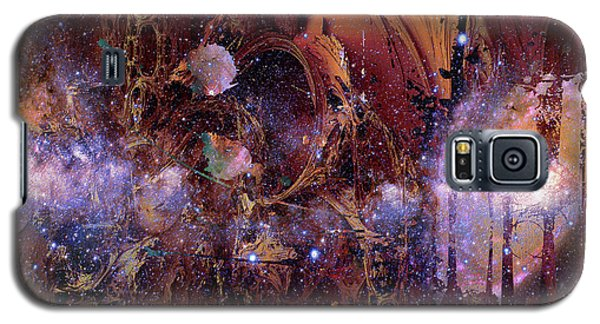 Cosmic Resonance No 2 Galaxy S5 Case