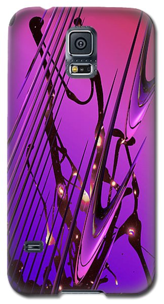 Cosmic Resonance No 6 Galaxy S5 Case