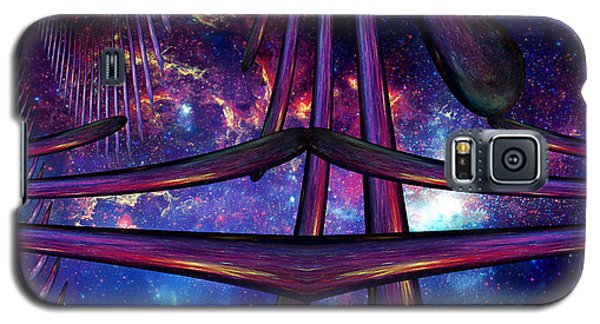 Cosmic Resonance No 7 Galaxy S5 Case