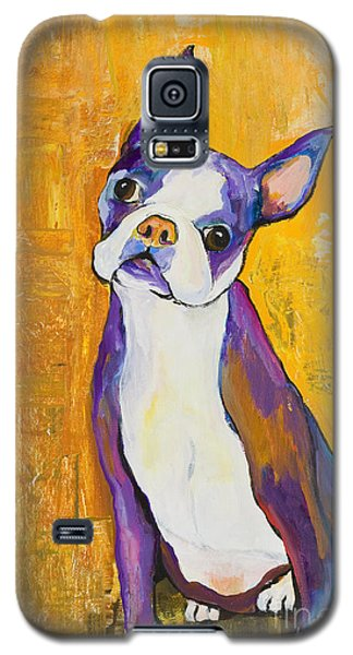 Cosmo Galaxy S5 Case by Pat Saunders-White